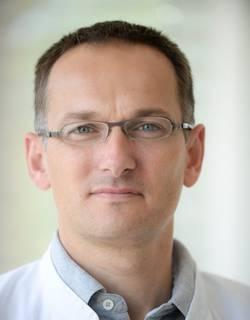 Porträtfoto Dr. med. Dirk Becker