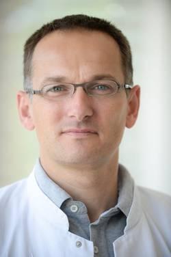 Portraitfoto Dr. Dirk Becker